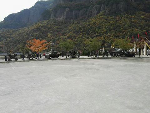 照金丹霞国家地质公园旅游景点图片