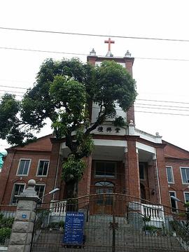 基督教泉西堂