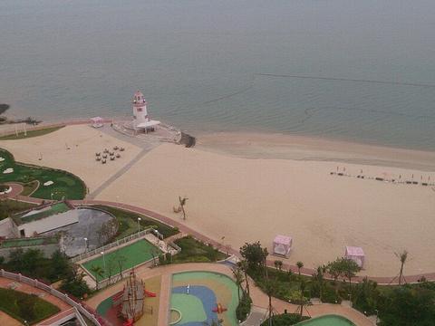 亚婆角海滨旅游区旅游景点图片