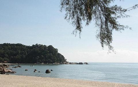 直落尖不辣海滩的图片