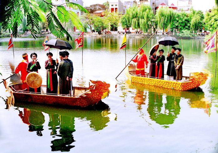 灵村赛歌节