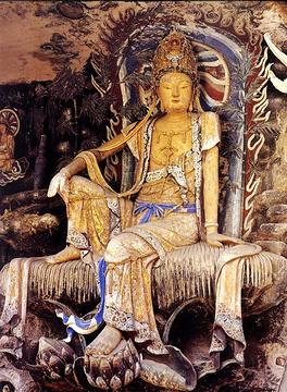毗卢洞文物景区的图片