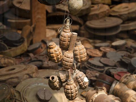 地雷博物馆旅游景点图片