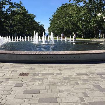 UBC喷泉的图片