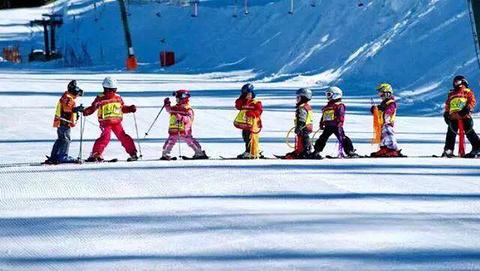 阳崖沟滑雪场