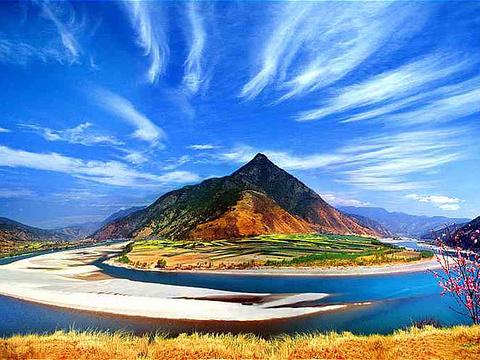 三江并流风景区旅游景点图片