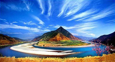 三江并流风景区的图片