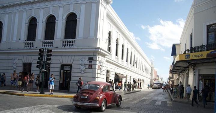 尤卡坦州旅游景点图片
