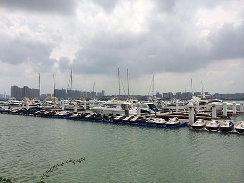 厦门海通联帆船出海体验