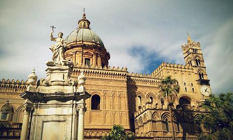 西西里大区旅游景点图片