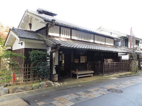 京都市嵯峨鸟居本町风格保存馆