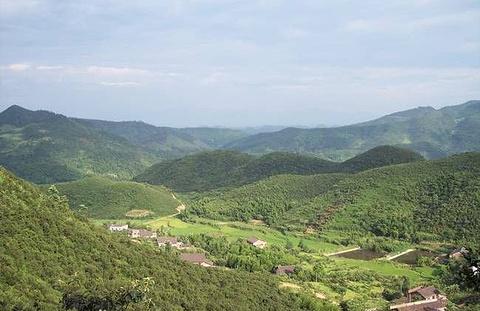 蓬源仙森林公园