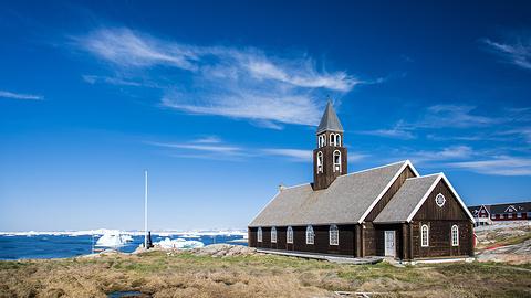 格陵兰岛旅游景点图片
