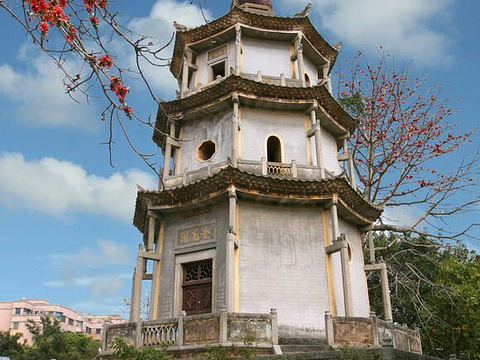 文昌阁塔旅游景点图片