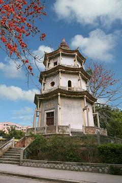 文昌阁塔的图片