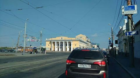 车里雅宾斯克旅游图片
