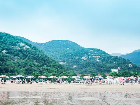 松兰山海滨度假区旅游景点图片