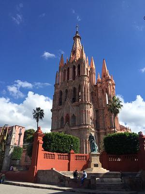 圣米格尔-德阿连德旅游景点图片