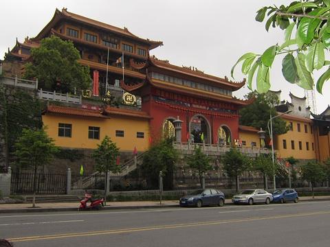 白鹿寺旅游景点图片