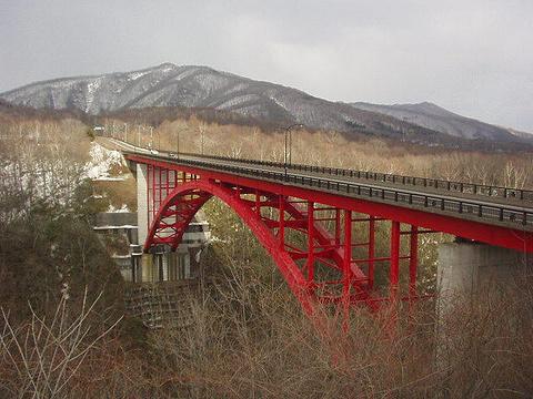 新登别大桥的图片