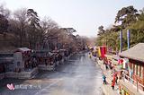 北京颐和园石舫