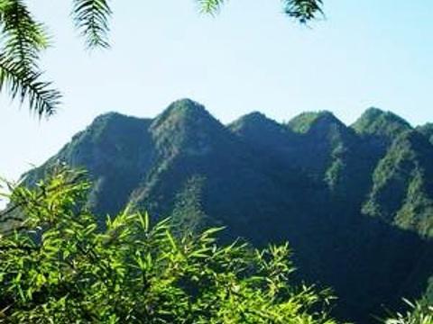 五峰山国家森林公园旅游景点图片