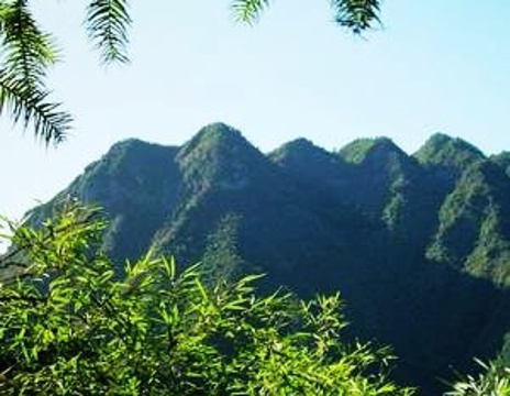 五峰山国家森林公园的图片