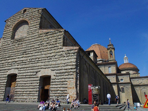圣劳伦佐教堂旅游景点图片