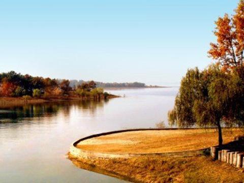 漳河风景区旅游景点图片