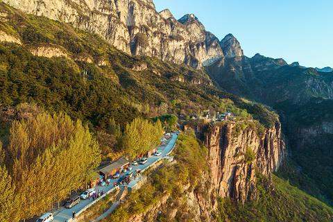 万仙山旅游景点图片