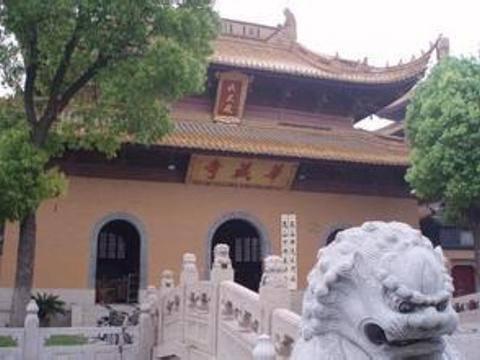 华藏寺旅游景点图片
