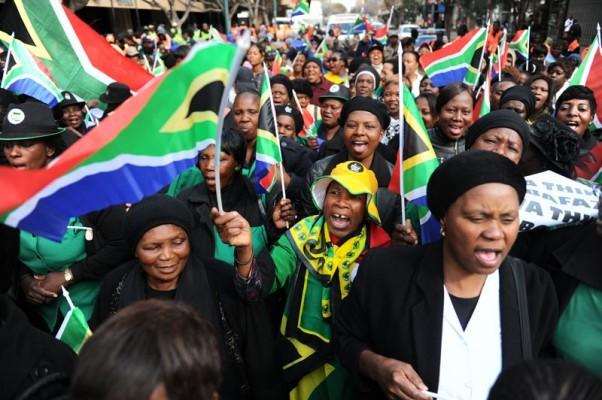 南非妇女节