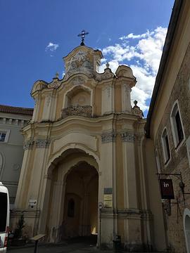 维尔纽斯圣三一教堂