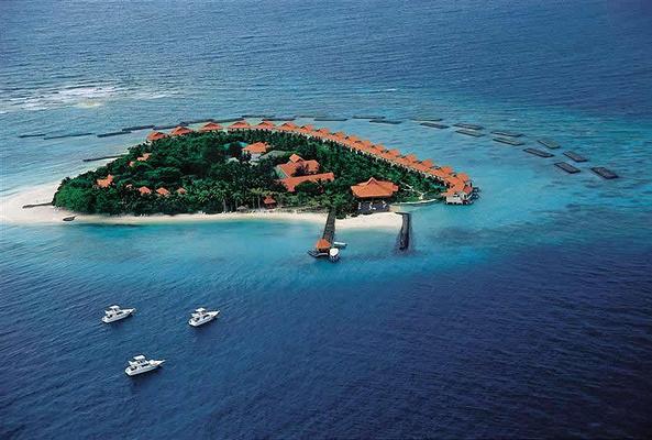 泰姬珊瑚岛旅游景点图片
