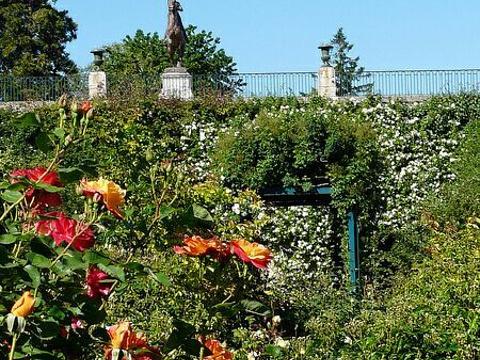 主教花园旅游景点图片