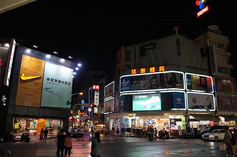 台中中华路夜市的图片