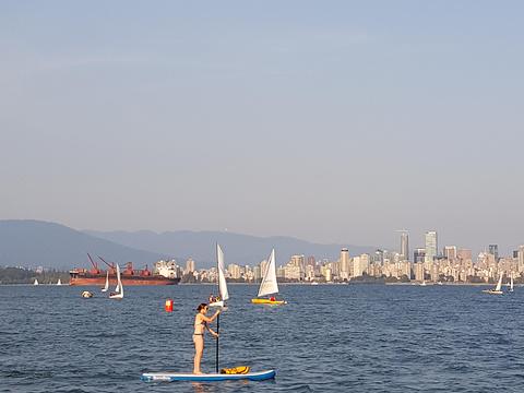 西温哥华海堤旅游景点图片