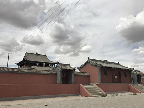 阿巴嘎旗旅游景点图片