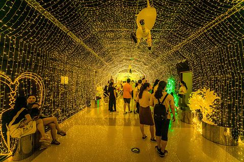 上海外滩星空错觉艺术馆