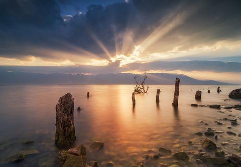 洱海公园的图片