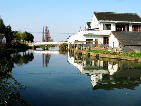 六如墩村旅游景点图片