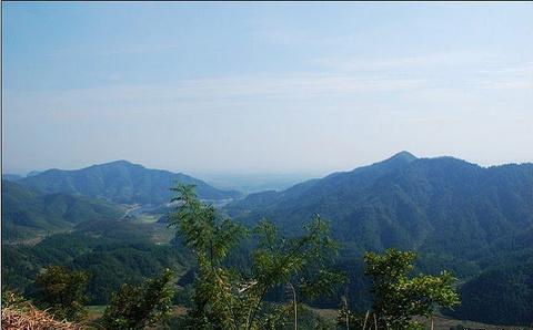 黄坪山生态旅游区