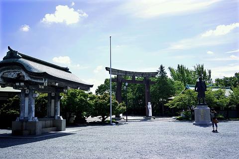 大阪丰国神社