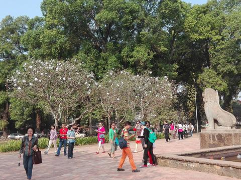 暹粒公园旅游景点图片