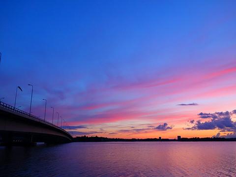 波罗的海芬兰湾旅游景点图片
