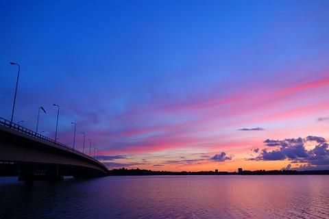 波罗的海芬兰湾的图片