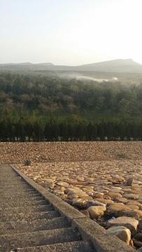 白沙水库的图片