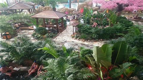 浴龙谷温泉度假村
