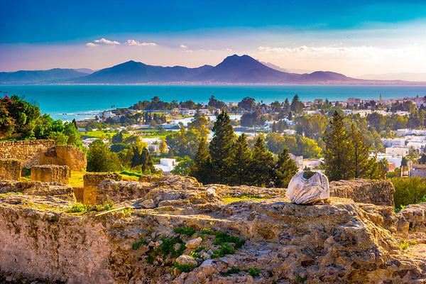 迦太基旅游景点图片