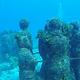 坎昆水下博物馆
